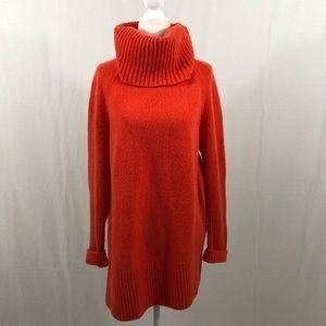 Banana Republic Cowl Neck Wool Sweater, Size L